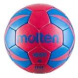 Molten Ballon DE Handball HX1800 2019-20 (Taille 2, Diva Pink/Roy)