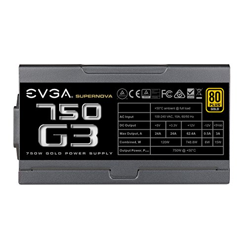 Build My PC, PC Builder, EVGA 220-G3-0750-X1