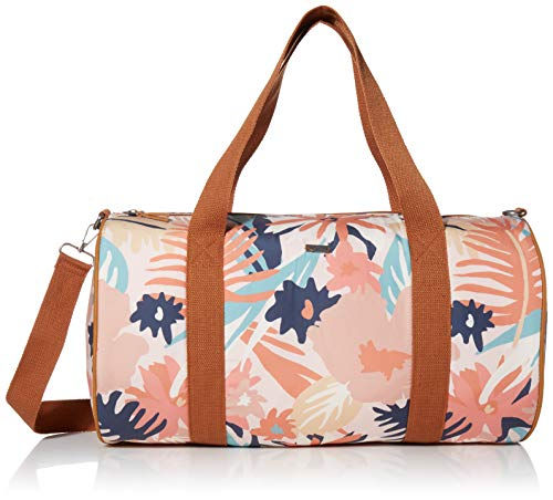 Roxy Lucky Bamboo Purse Peach Blush Bright Skies One Size