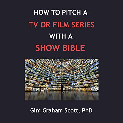 How to Pitch a TV or Film Series with a Show Bible Titelbild