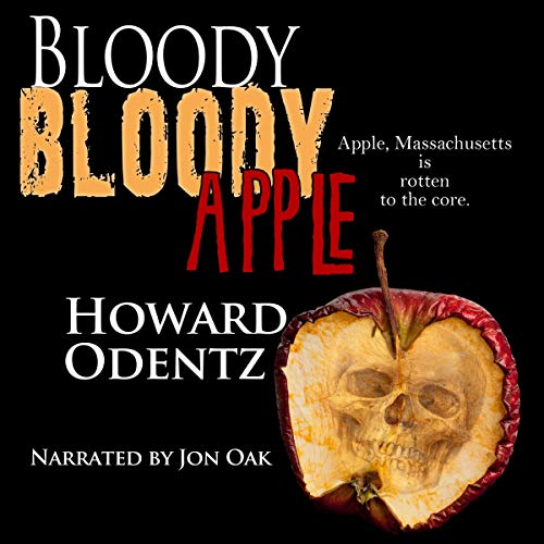 Bloody Bloody Apple audiobook cover art