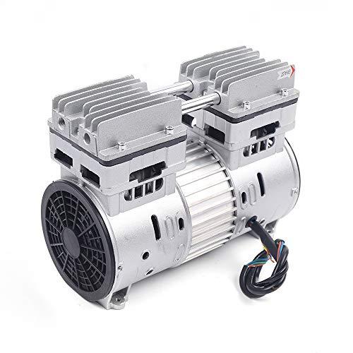 ROMYIX Compresor sin aceite 750W Unidad de compresor de aire silencioso 8bar 220V QuIET Runner