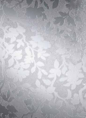 d-c-fix, Folie, Sichtschutzfolie Glas, Design Spring, selbstklebend, 67,5 x 200 cm