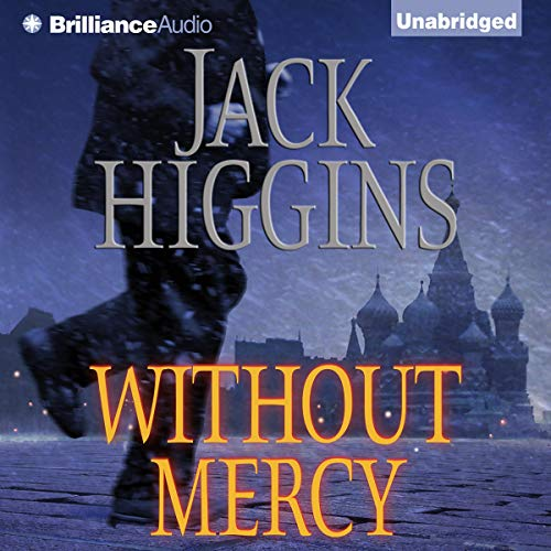 Without Mercy Audiobook By Jack Higgins cover art