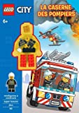 LEGO CITY LA CASERNE DES POMPIERS