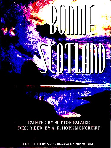 Bonnie Scotland (Illustrations) (English Edition)