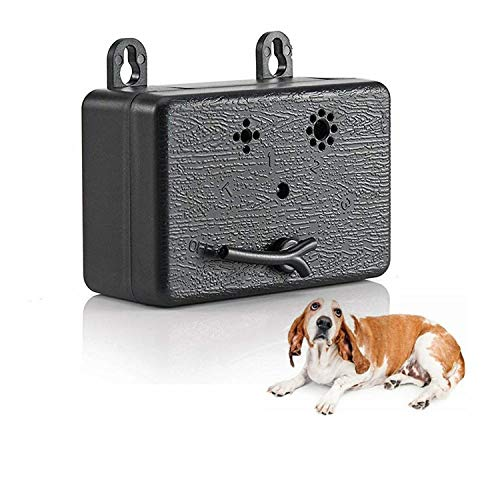 Runpettee Upgrade Mini Bark Control Device