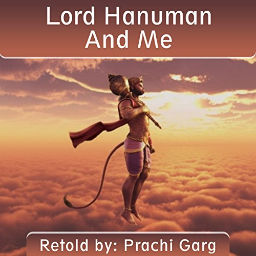 Lord Hanuman and Me audiobook cover art