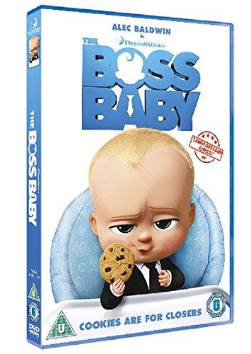 The Boss Baby [DVD] [2017]