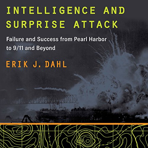 Intelligence and Surprise Attack audiobook cover art