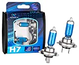 2 X H7 Autolight24 55W Abblendlicht Xenon Look...