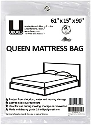 UBOXES Moving Supplies Queen Size 90
