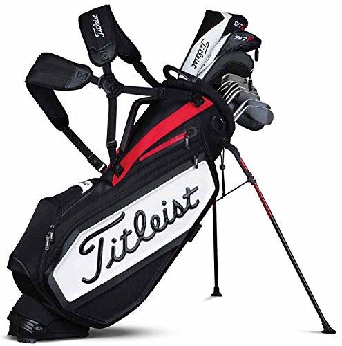 TITLEIST Tour Staff Stand Sac de Golf, Mixte Adulte,...