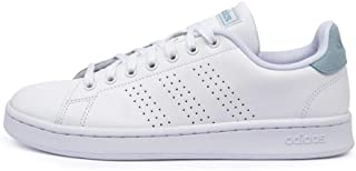 adidas Advantage W White Granite Womens Sneakers Casuals Shoes