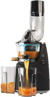 Cecotec Extracteur de jus par pression à froid Juice&Live 1500 Pro avec 250 W de puissance, tube d'embouchure XL pour frui...