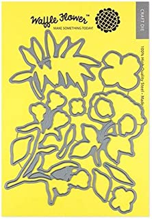 Waffle Flower Craft Die Set - Bouquet Builder 1