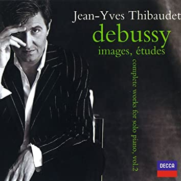 Debussy: Complete Works for Solo Piano Vol.2 - Images, Etudes