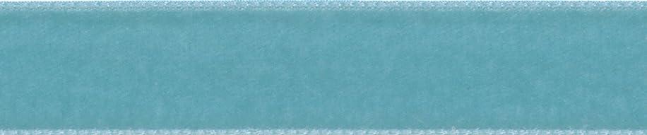 Berisfords Velvet Ribbon, Blue Note, 102 x 56 x 102 cm