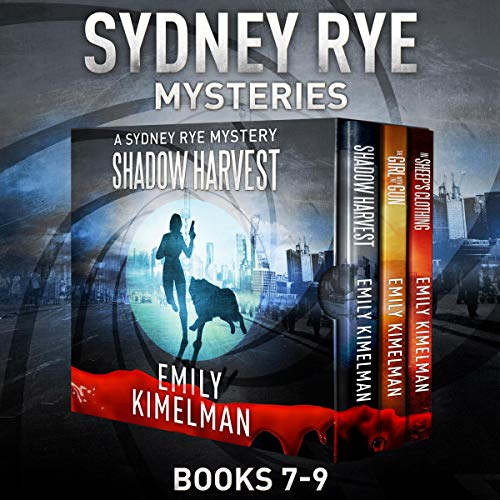 The Sydney Rye Mysteries Box Set: Books 7-9 cover art