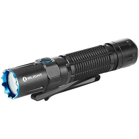 OLIGHT(オーライト) M2R Pro 懐中電灯 1800ルーメン フラッシュライト 充電式 ハンディライトIPX8 防水 セルフディフェンス 21700電池 5年保障