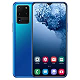 Sanniya Teléfono Móvil s30u 6,7 Pulgadas Water-Drop Screen Movil Doble SIM Face ID WiFi 6GB+128GB Android 9.0 Smartphone