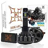 HIKARI Ultra H1 LED Bulbs Conversion Kit, Prime ZES LED, Halogen...