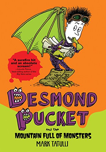 Desmond Pucket and the Mountain Full of Monsters (English Edition)