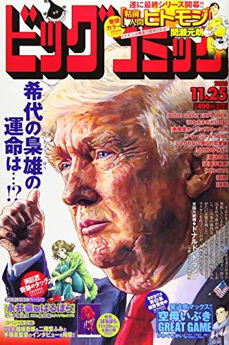 ビッグコミック 2020年 11/25 号 [雑誌]