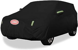 Color : Upgrade Black, Size : Customized Exterior Accessories Car Cover 730Li 740LixDrive 750LixDrive M M760Li xDrive SUV Sedan Waterproof All Weather Outdoor
