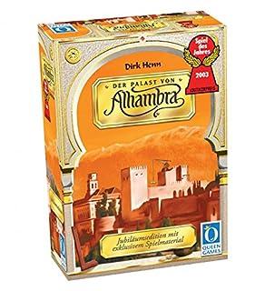 Queen Games 6036 - Alhambra Gold, Brettspiele (B00151XEV0) | Amazon price tracker / tracking, Amazon price history charts, Amazon price watches, Amazon price drop alerts