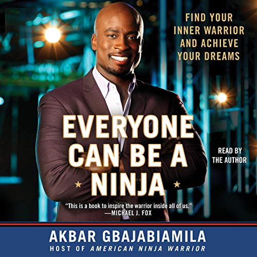 Everyone Can Be a Ninja audiobook cover art