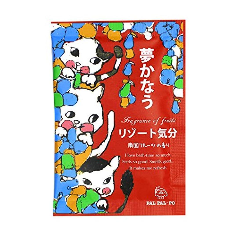 トラフ韓国してはいけない入浴剤 パルパルポー 「南国フルーツの香り」 30個