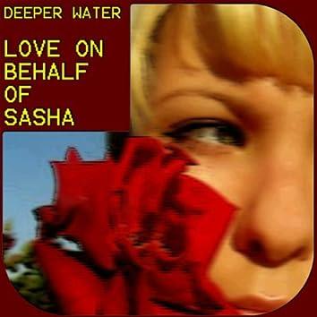 Love On Behalf Of Sasha EP