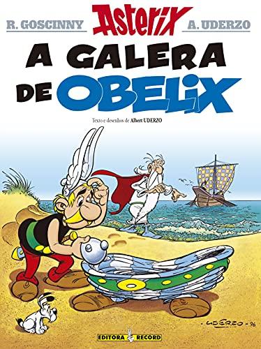 Asterix - A Galera De Obelix - Volume 30