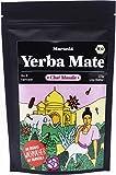 Marania® Yerba Mate Tee Bio & Masala Chai Tee Bio ● 125g Indischer Tee lose ● Gewürztee ●...