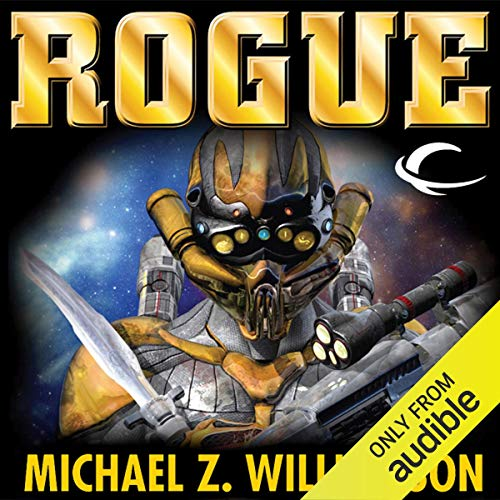 Rogue audiobook cover art