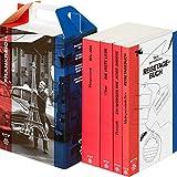 SZ Literaturkoffer Frankreich | Bücher Set | Literatur-Sammlung mit Olmi, Maupassant und Pernath | 4 Taschenbücher: Bel-Ami, Guy de Maupassant; Die ... Pernath; Reisebuch Frankreich im TB Format