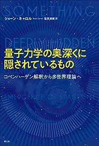 量子力学の奥深くに隠されているもの コペンハーゲン解釈から多世界理論へ (ショーン キャロル, 塩原通緒 訳)(2020/9/25)
