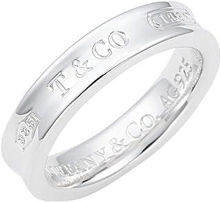 TIFFANY 蒂芙尼 纯银 1837 窄式基本款 戒指