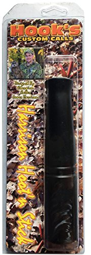 Hook's Custom Calls Synthetic Harrison Hoot' n Stick Locator Call – Owl Hooter for Turkey Hunting