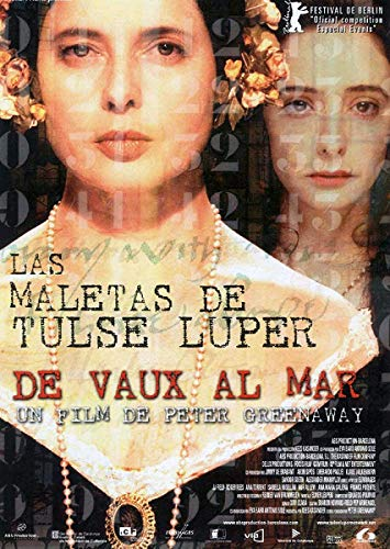 Tulse Luper Suitcases : Vaux to the Sea ( The Tulse Luper Suitcases, Part 2: Vaux to the Sea ) [DVD] [2004] Plays in English without subtitles.