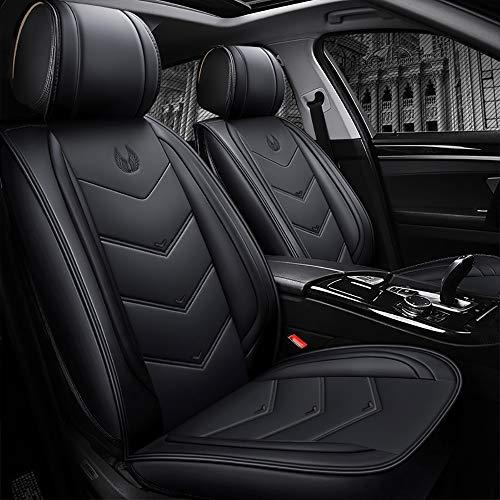 Walking Tiger Fundas de asiento de coche de piel sintética 4 colores para E46 E90 F30 X3 W203 W204