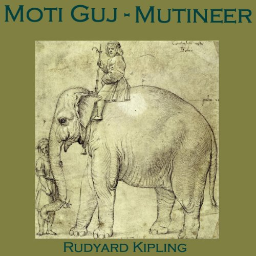 Moti Guj - Mutineer audiobook cover art