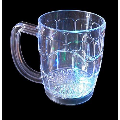 6 Jarra Luminosa led de Cerveza Entrega 1-3 DÍAS
