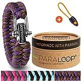 PARALOOP® ORIGINAL Paracord Armband für Frauen