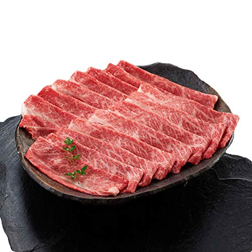 [肉贈] 米沢牛 ギフト(A5・A4等級) すき焼き 肩ロース 600g お中元