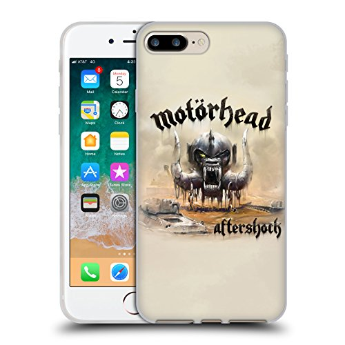Head Case Designs Licenciado Oficialmente Motorhead Réplica Portadas de Álbumes Carcasa de Gel de Silicona Compatible con Apple iPhone 7 Plus/iPhone 8 Plus
