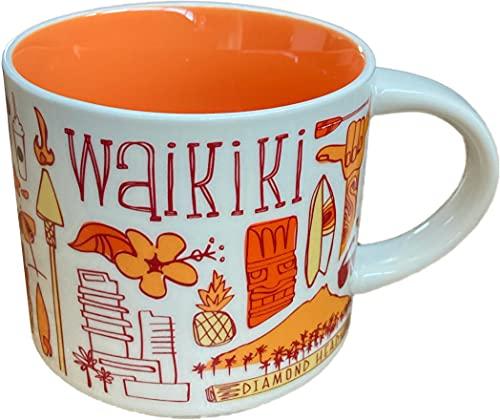 スターバックス スタバ ハワイ ワイキキ 限定 マグカップ Starbucks Hawaii Exclusive Waikiki Been There