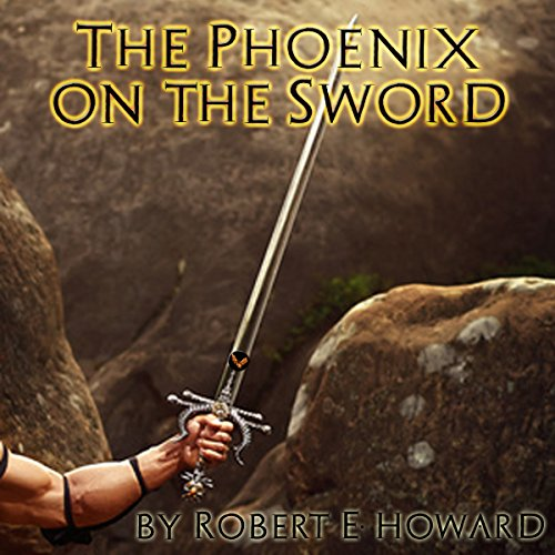 The Phoenix on the Sword audiobook cover art