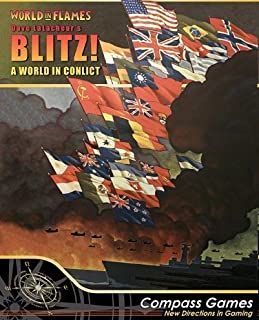 CPS: Blitz! A World in Conflict Board Game